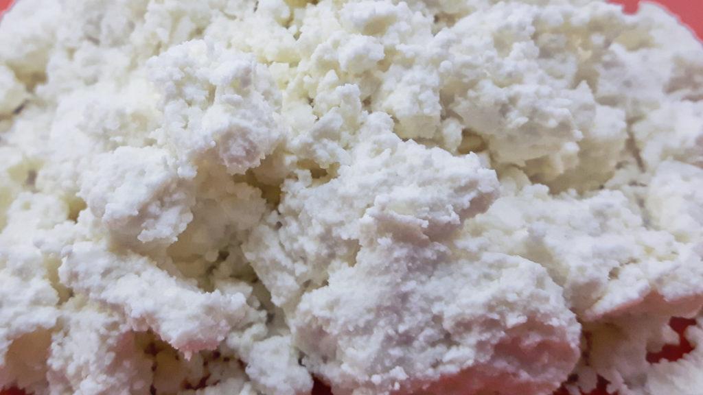 przepis na domowy ser maślankowy
