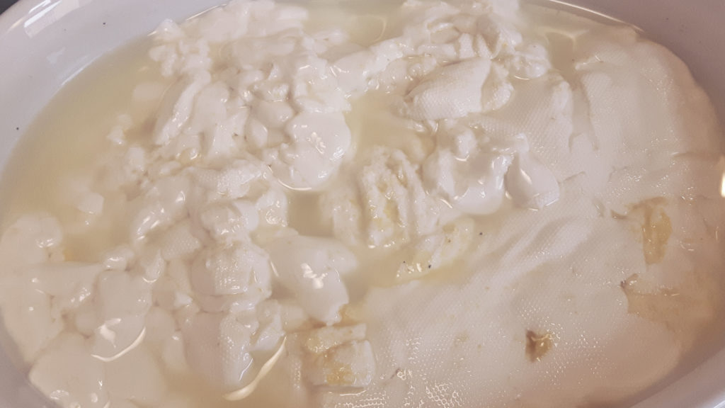 przepis na fiński ser pieczony leipajuusto