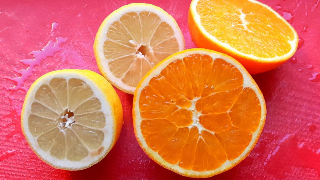 przepis na ser pomarańczowy