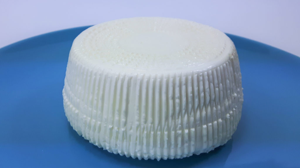 przepis na ser queso palmita