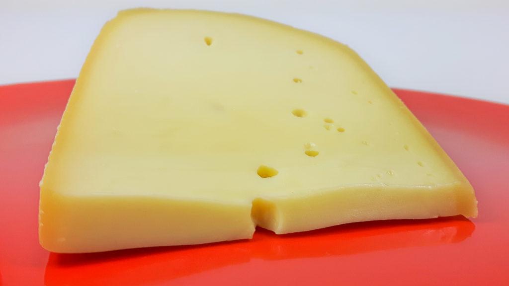 przepis na domowy ser gouda