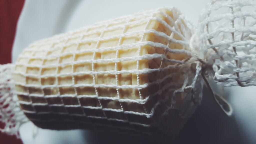 wędzenie sera siatka serowarska