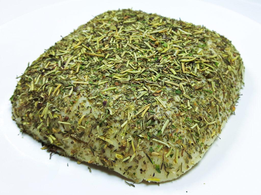 przepis na ser z nerkowców z ziołami prowansalskimi