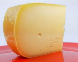 przepis na holenderski ser gouda